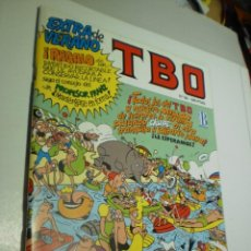 Tebeos: TBO EXTRA DE VERANO Nº 66 1988 CON RECORTABLE EDICIONES B (SEMINUEVO). Lote 210225320