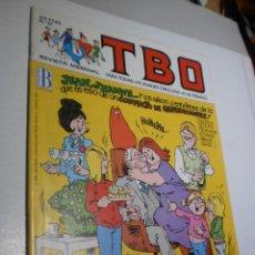 Tebeos: TBO Nº 57 1988 EDICIONES B (SEMINUEVO). Lote 210226340