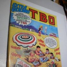 Tebeos: TBO EXTRA VACACIONES Nº 41 1988 CON ENCARTE EDICIONES B (SEMINUEVO). Lote 210226672