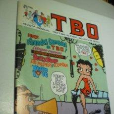 Tebeos: TBO Nº 21 1988 EDICIONES B (SEMINUEVO). Lote 210227060