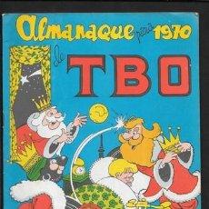 Tebeos: ALMANAQUE PARA 1970 DE TBO. Lote 210473816