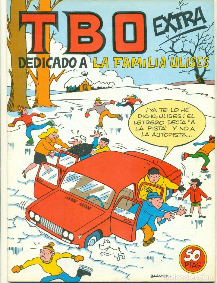 Tebeos: TBO SERIE COMPLETA DE LOS SEIS EXTRAS DEDICADOS A LA FAMILIA ULISES - Foto 3 - 210844454