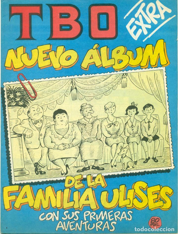 Tebeos: TBO SERIE COMPLETA DE LOS SEIS EXTRAS DEDICADOS A LA FAMILIA ULISES - Foto 6 - 210844454