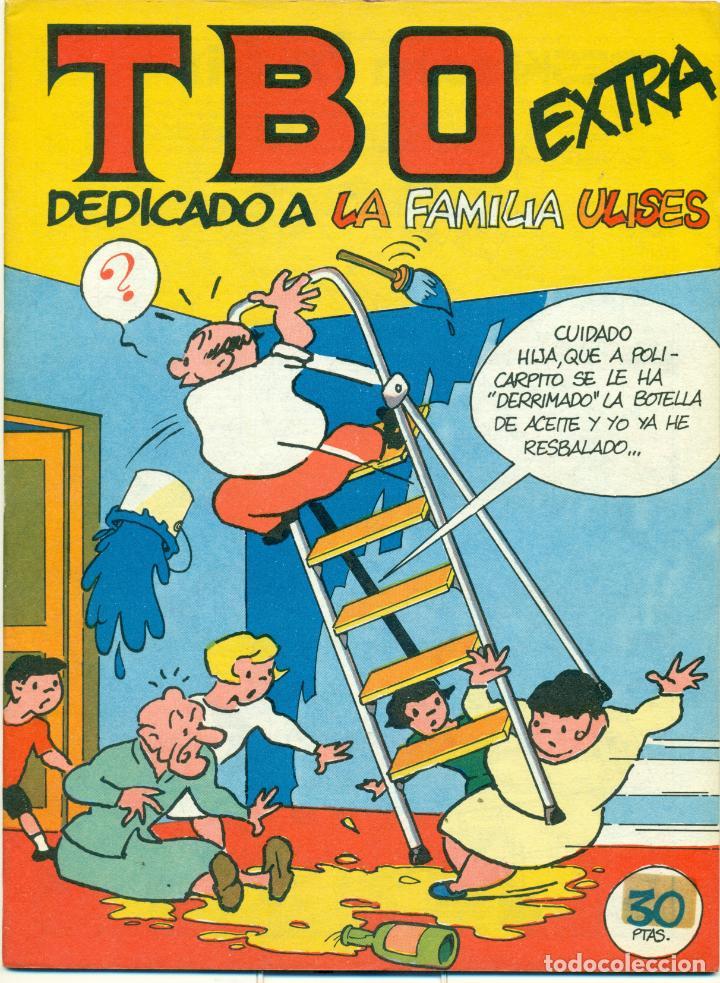 TBO SERIE COMPLETA DE LOS SEIS EXTRAS DEDICADOS A LA FAMILIA ULISES (Tebeos y Comics - Buigas - Otros)