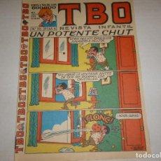 Tebeos: TBO Nº 771 - UN POTENTE CHUT - AGOSTO 1972. Lote 210970009