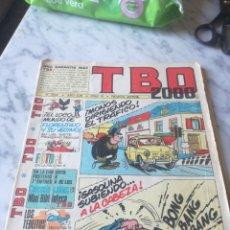 Tebeos: COMICS TBO N.2096. Lote 211255245