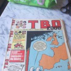 Tebeos: COMICS TBO N.2099. Lote 211255257