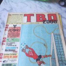 Tebeos: COMICS TBO N.2094. Lote 211255300