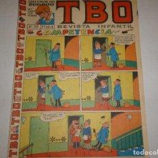 Tebeos: TBO Nº 755 COMPETENCIA - ABRIL- 1972. Lote 211432262