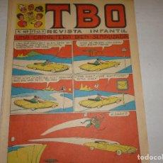 Tebeos: TBO Nº 669 - AGOSTO 1970 - UNA CARRETERA BIEN SEÑALIZADA. Lote 211509794