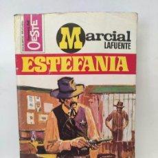 Tebeos: MARCIAL LAFUENTE ESTEFANIA. NOVELA OESTE. SERIE HOMBRES DEL OESTE. 743 CHEYENNE, CIUDAD DE INTRIGA. Lote 211702478