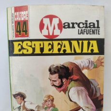 Tebeos: MARCIAL LAFUENTE ESTEFANIA. NOVELA OESTE. SERIE CALIBRE 44 112 EL JURAMENTO DE ALWIN. Lote 211702493