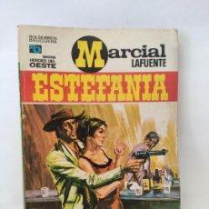 Tebeos: MARCIAL LAFUENTE ESTEFANIA. NOVELA OESTE. SERIE HOMBRES DEL OESTE. 653 CONCIENCIA CULPABLE. Lote 211702511