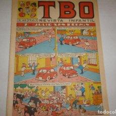 Tebeos: TBO Nº 610 JULIO 1969 - 7 DE JULIO SAN FERMÍN -. Lote 211713591