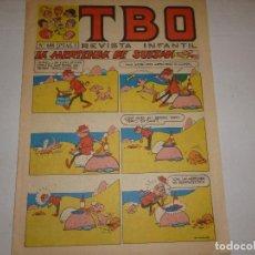 Tebeos: TBO Nº 608 JUNIO 1969 - LA MERIENDA DE SULTÁN. Lote 211718753