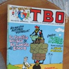 Tebeos: T B O , Nº 12 REVISTA MENSUAL EDICIONES B -1988. Lote 212023493