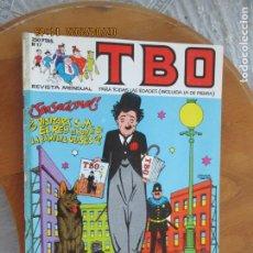 Tebeos: T B O , Nº 17 REVISTA MENSUAL EDICIONES B -1988. Lote 212023568