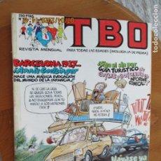 Tebeos: T B O , Nº 12 REVISTA MENSUAL EDICIONES B -1988 -. Lote 212024831