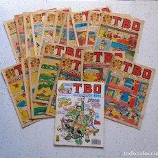 Tebeos: LOTE X 19. REVISTA JUVENIL TBO . ALMANAQUE 1991 . AÑO 1968 , VER NUMEROS. Lote 212783590