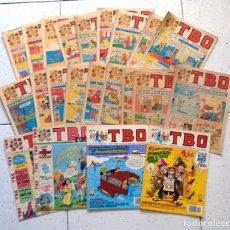 Tebeos: LOTE X 22 . REVISTA JUVENIL TBO . AÑO 1968 .TBO 2000 , EDICIONES B , VER NUMEROS. Lote 212784097