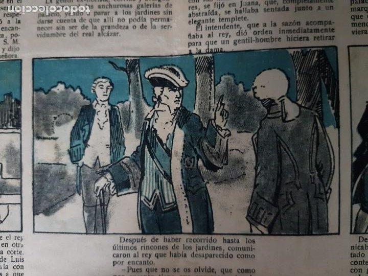 Tebeos: LA CONDESA DUBARRY - EDITORIAL BUIGAS-TBO-1921-DONAZ - Foto 3 - 212819746