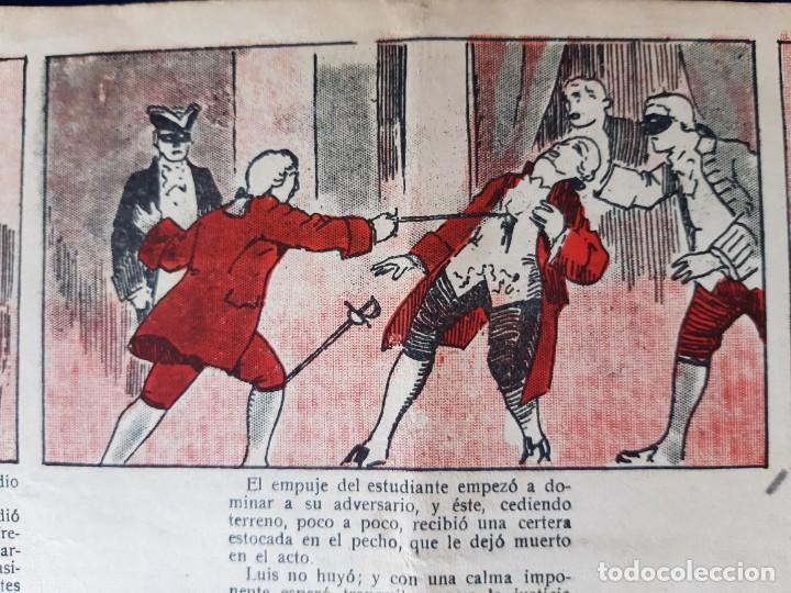 Tebeos: LA CONDESA DUBARRY - EDITORIAL BUIGAS-TBO-1921-DONAZ - Foto 4 - 212819746