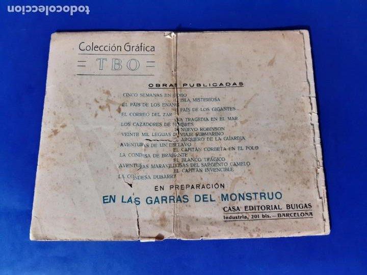 Tebeos: LA CONDESA DUBARRY - EDITORIAL BUIGAS-TBO-1921-DONAZ - Foto 5 - 212819746