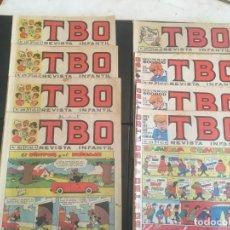 Tebeos: COMIC TBO Nº 529 -573 -609 -625 -679 -754 -744 -780 -DE AÑOS 1967 A 1972 LOTE 8 REV,. Lote 212914526