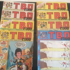 Tebeos: COMIC TBO 2000 AÑO LXI -LXII - LXIII -Nº 2251 -2264 -2269 -2274 -2308 - 2322 -2350 -2354. Lote 212915271