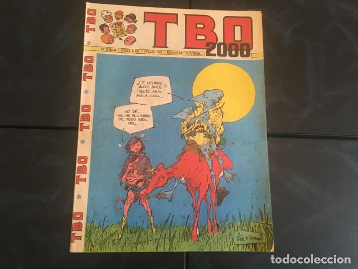 Tebeos: comic TBO 2000 año LXI -LXII - LXIII -Nº 2251 -2264 -2269 -2274 -2308 - 2322 -2350 -2354 - Foto 2 - 212915271