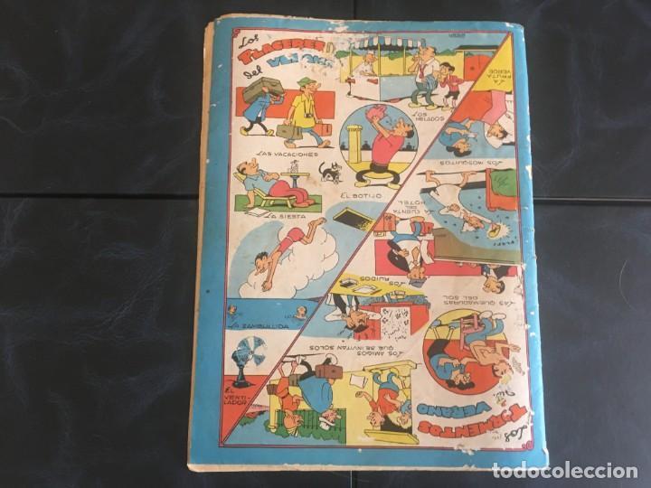 Tebeos: comic TBO extraordinario de vacaciones 1975 y1976 - Foto 4 - 212917446