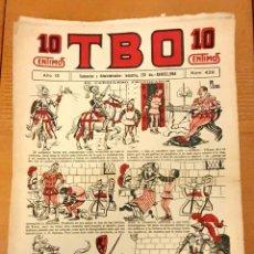 Tebeos: TBO 1 EPOCA, (EDICIONES TBO), 10 CENTIMOS, SE VENDEN SUELTOS. Lote 213690270