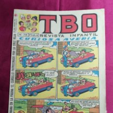BDs: TBO. Nº 718. BUIGAS. Lote 213915276
