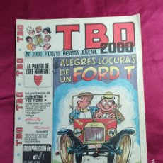 Tebeos: TBO 2000. Nº 2060. BUIGAS. Lote 213985746
