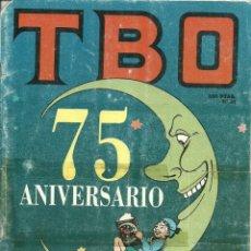 Tebeos: TBO. CÓMIC TEBEO 75 ANIVERSARIO 1917 1992. Lote 214145343