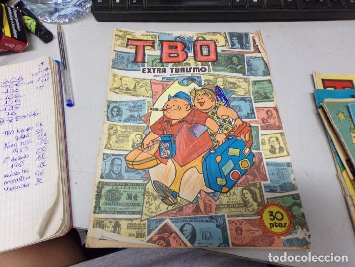 TBO EXTRA TURISMO 1974 (Tebeos y Comics - Buigas - TBO)