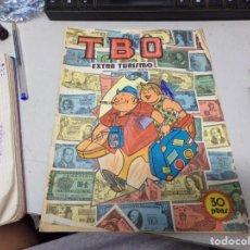 Tebeos: TBO EXTRA TURISMO 1974. Lote 215335233