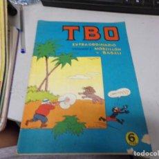 Tebeos: TBO EXTRAORDINARIO DEDICADO A MORCILLON Y BABALI. Lote 215336068