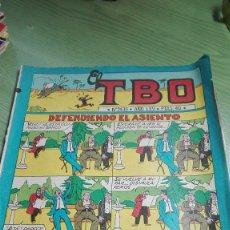 Tebeos: TEBEO DE LA COLECCION TBO NÚMERO 2436 AÑO 1981. Lote 215733706
