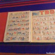 Tebeos: LOTE 42 NºS TBO 2ª ÉPOCA ENTRE NºS 1 AL 45 Y HOJAS DIVERTIDAS, SELECTAS Y ÁLBUM DIVERTIDO. BUIGAS. Lote 217599098