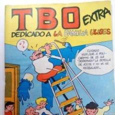 Tebeos: TBO EXTRA - DEDICADO A LA FAMILA ULISES. Lote 217827192