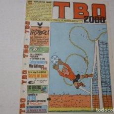 Tebeos: TBO - 2000 - Nº 2094 - CONTIENE 5ª ENTREGA COLECCIONABLES MINI BIBLIOTECA-. Lote 218153558