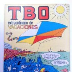 Tebeos: TBO EXTRAORDINARIO DE VACACIONES - VERANO 1976 (NUEVO DE DISTRIBUIDORA). Lote 218422422