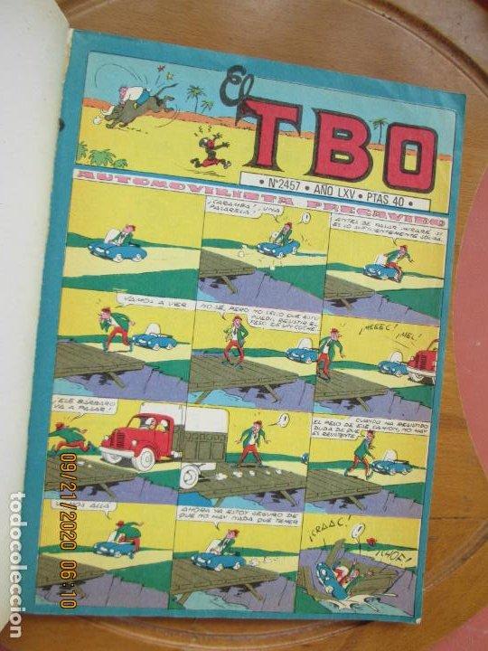Tebeos: EXTRAORDINARIO DE TBO - SERIE AZUL - Foto 2 - 218622955