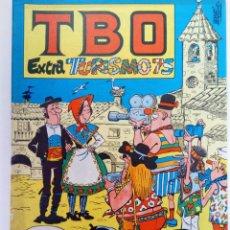 Giornalini: TBO EXTRA - TURISMO 75 (SIN USAR). Lote 219190072