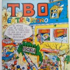 Tebeos: TBO EXTRA DE OTOÑO (SIN USAR). Lote 219190702