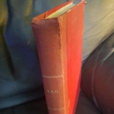 Tebeos: LOTE 26 TEBEOS/CÓMIC TOMO ORIGINAL TBO SEGUNDA ÉPOCA ENCUADERNADO ALMANAQUE 1954 (3). Lote 219348117