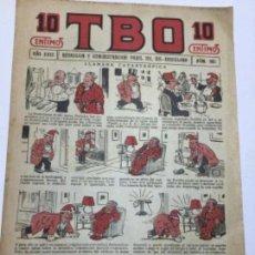 Tebeos: TBO- AÑO XVIII - 1934 - NUM.865. Lote 262809485