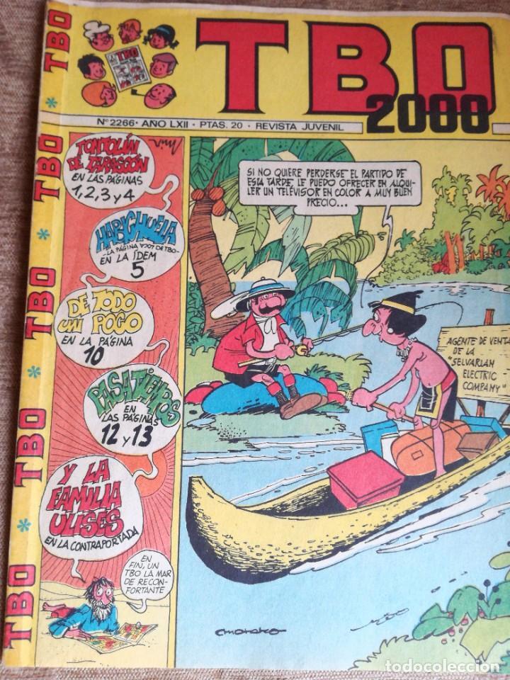 TBO NUM 2266 (Tebeos y Comics - Buigas - TBO)