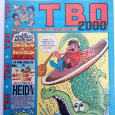 Livros de Banda Desenhada: TBO 2000 REVISTA JUVENIL - Nº 2179 (SIN USAR, DE DISTRIBUIDORA). Lote 219985101